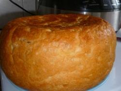 Хлеб в мультиварке Поларис